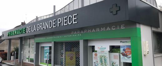 Pharmacie de la grande pièce,SAINT-GERMAIN-DU-PUY