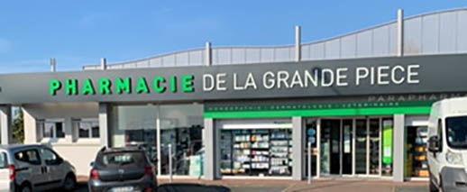 Pharmacie de la grande pièce, SAINT-GERMAIN-DU-PUY