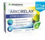 Arkorelax Stress Control Comprimés B/30 à SAINT-GERMAIN-DU-PUY