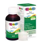 Acheter Pédiakid Toux sèche et grasse Sirop citron Fl/125ml à SAINT-GERMAIN-DU-PUY