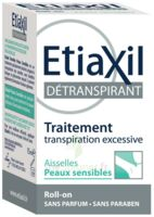 Etiaxil Aisselles Détranspirant peau sensibles Roll-on/15ml à SAINT-GERMAIN-DU-PUY