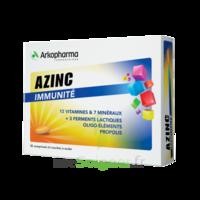 Azinc Immunité Tri Couches Comprimés B/30 à SAINT-GERMAIN-DU-PUY
