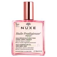 Huile prodigieuse® Florale - huile sèche multi-fonctions visage, corps, cheveux100ml à SAINT-GERMAIN-DU-PUY