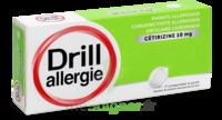 Drill 10 Mg Comprimés à Sucer Allergie Cétirizine Plq/7 à SAINT-GERMAIN-DU-PUY