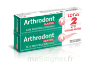 Pierre Fabre Oral Care Arthrodont Dentifrice Classic Lot De 2 75ml à SAINT-GERMAIN-DU-PUY