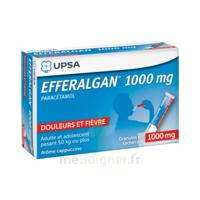 Efferalgan 1g Cappuccino Granules 8 Sachets à SAINT-GERMAIN-DU-PUY