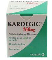 KARDEGIC 160 mg, poudre pour solution buvable en sachet à SAINT-GERMAIN-DU-PUY