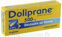 Doliprane 500 Mg Gélules B/16 à SAINT-GERMAIN-DU-PUY