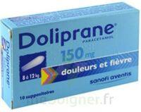 Doliprane 150 Mg Suppositoires 2plq/5 (10) à SAINT-GERMAIN-DU-PUY