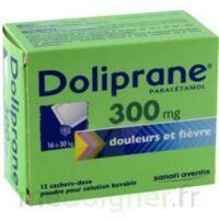 DOLIPRANE 300 mg Poudre pour solution buvable en sachet-dose B/12 à SAINT-GERMAIN-DU-PUY