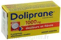 DOLIPRANE 1000 mg Comprimés effervescents sécables T/8 à SAINT-GERMAIN-DU-PUY