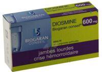 Diosmine Biogaran Conseil 600 Mg, Comprimé Pelliculé à SAINT-GERMAIN-DU-PUY