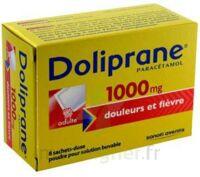 DOLIPRANE 1000 mg Poudre pour solution buvable en sachet-dose B/8 à SAINT-GERMAIN-DU-PUY