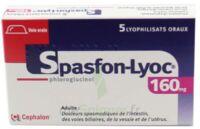 SPASFON LYOC 160 mg, lyophilisat oral à SAINT-GERMAIN-DU-PUY