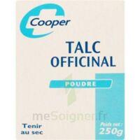 COOPER TALC, bt 250 g à SAINT-GERMAIN-DU-PUY