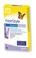 Freestyle Optium Beta-Cetones électrodes B/10 à SAINT-GERMAIN-DU-PUY