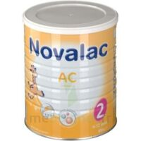Novalac AC 2 Lait en poudre 800g à SAINT-GERMAIN-DU-PUY