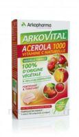 Arkovital Acérola 1000 Comprimés à croquer B/30 à SAINT-GERMAIN-DU-PUY