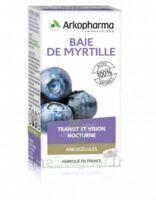 Arkogélules Myrtille baies Gélules Fl/45 à SAINT-GERMAIN-DU-PUY