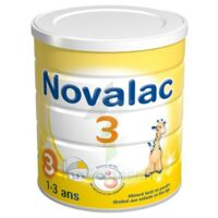 Novalac 3 Lait De Croissance B/800g à SAINT-GERMAIN-DU-PUY