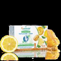 Puressentiel Respiratoire Pastilles Respiratoire Gorge Miel-citron - 18 Pastilles à SAINT-GERMAIN-DU-PUY