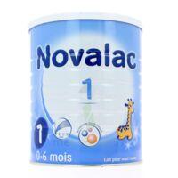 Novalac 1 Lait poudre 800g à SAINT-GERMAIN-DU-PUY