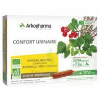 Arkofluide Bio Ultraextract Solution Buvable Confort Urinaire 20 Ampoules/10ml à SAINT-GERMAIN-DU-PUY