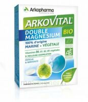 Arkovital Bio Double Magnésium Comprimés B/30 à SAINT-GERMAIN-DU-PUY