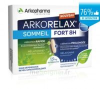 Arkorelax Sommeil Fort 8h Comprimés B/15 à SAINT-GERMAIN-DU-PUY