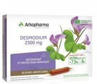 Arkofluide Bio Ultraextract Desmodium Solution Buvable 20 Ampoules/10ml à SAINT-GERMAIN-DU-PUY