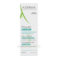 Aderma Phys'ac Global Soin Imperfection Sévères 40ml à SAINT-GERMAIN-DU-PUY