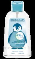 ABCDerm H2O Solution sans rinçage nettoyante bébé Fl pompe/1L à SAINT-GERMAIN-DU-PUY