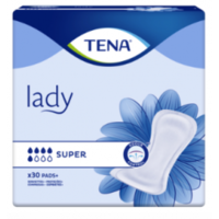 Tena Lady Protection Anatomique Adhésive Super Sachet/30 à SAINT-GERMAIN-DU-PUY
