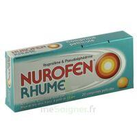 NUROFEN RHUME, comprimé pelliculé à SAINT-GERMAIN-DU-PUY