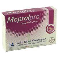 MOPRALPRO 20 mg Cpr gastro-rés Film/14 à SAINT-GERMAIN-DU-PUY