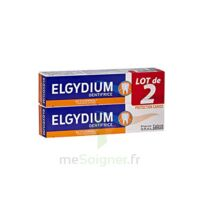 Elgydium Dentifrice Protection Caries Tube Lot 2 X 75ml à SAINT-GERMAIN-DU-PUY