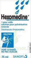 Hexomedine 1 Pour Mille, Solution Pour Pulvérisation Cutanée En Flacon Pressurisé à SAINT-GERMAIN-DU-PUY