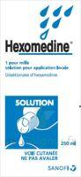 Hexomedine 1 Pour Mille S Appl Loc Fl/250ml à SAINT-GERMAIN-DU-PUY