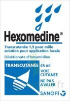 Hexomedine Transcutanee 1,5 Pour Mille, Solution Pour Application Locale à SAINT-GERMAIN-DU-PUY