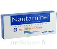 NAUTAMINE, comprimé sécable à SAINT-GERMAIN-DU-PUY