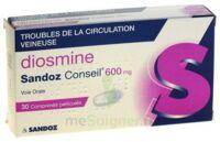 DIOSMINE SANDOZ CONSEIL 600 mg, comprimé pelliculé à SAINT-GERMAIN-DU-PUY