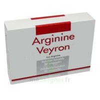 Arginine Veyron, Solution Buvable En Ampoule à SAINT-GERMAIN-DU-PUY