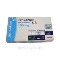 Econazole Biogaran L.p. 150 Mg, Ovule à Libération Prolongée à SAINT-GERMAIN-DU-PUY