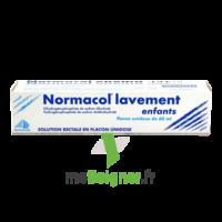 Normacol Lavement Enfants, Solution Rectale, Récipient Unidose à SAINT-GERMAIN-DU-PUY