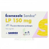 ECONAZOLE SANDOZ L.P. 150 mg, ovule à libération prolongée à SAINT-GERMAIN-DU-PUY