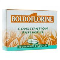 BOLDOFLORINE 1 Cpr pell constipation passagère B/40 à SAINT-GERMAIN-DU-PUY