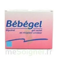 Bebegel, Gel Rectal En Récipient Unidose à SAINT-GERMAIN-DU-PUY