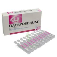 DACRYOSERUM Solution pour lavage ophtalmique en récipient unidose 20Unidoses/5ml à SAINT-GERMAIN-DU-PUY
