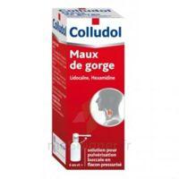 COLLUDOL Solution pour pulvérisation buccale en flacon pressurisé Fl/30 ml + embout buccal à SAINT-GERMAIN-DU-PUY