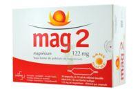 MAG 2 122 mg S buv en ampoule sans sucre édulcoré à la saccharine sodique 30Amp/10ml à SAINT-GERMAIN-DU-PUY